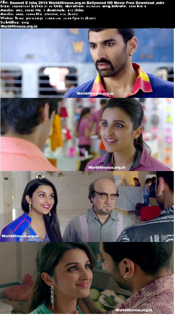 Daawat-e-Ishq hindi full movie free download