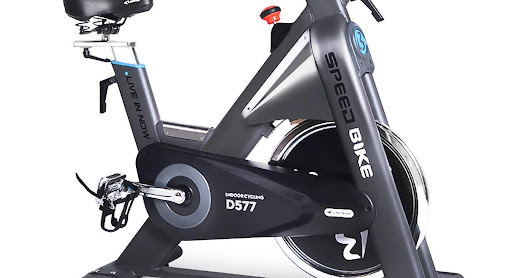 L Now Pro LD577 Indoor Cycle Trainer Commercial Spin Bike, Review