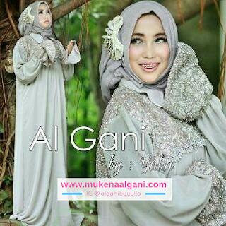 mukena%2Babaya2 Koleksi Mukena Al Ghani Terbaru Original