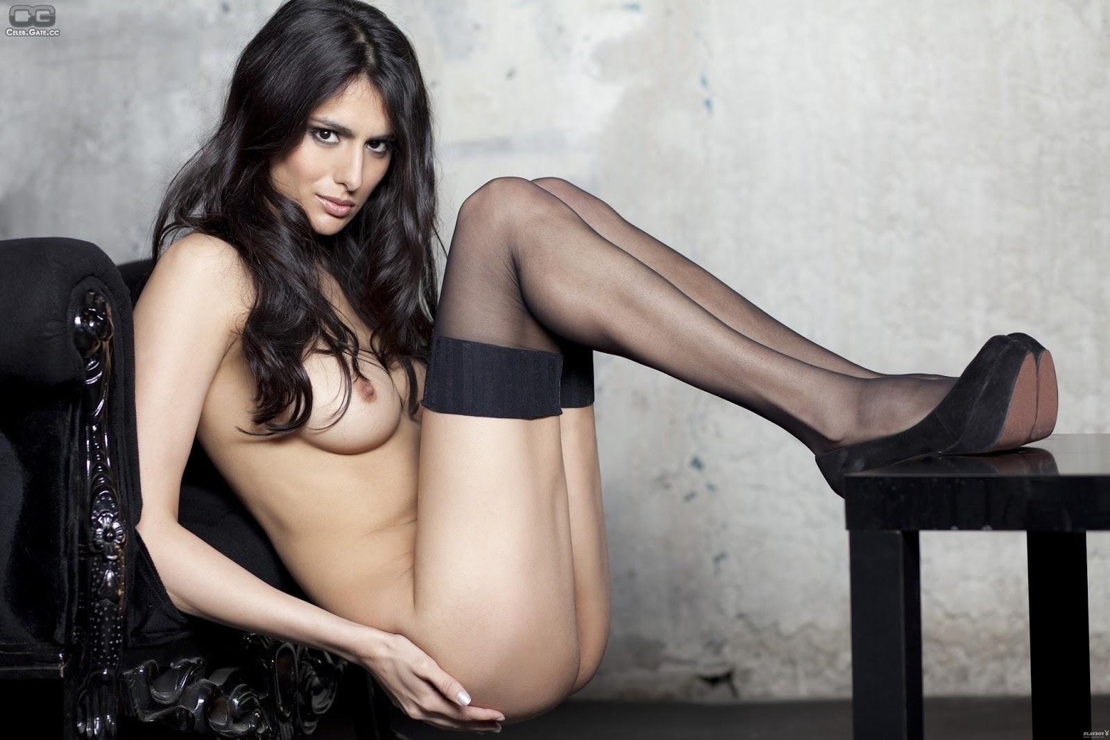 hairy Gabriela sabatini naked