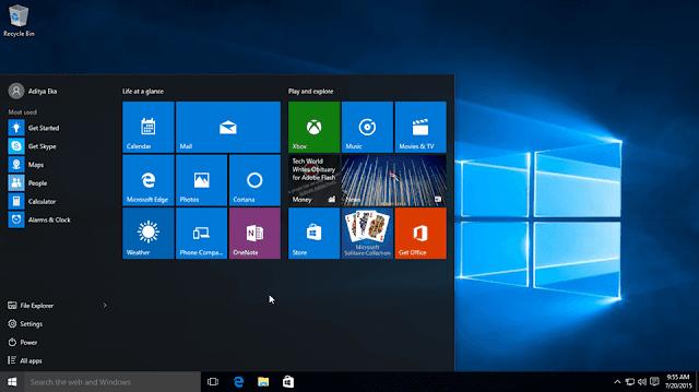 Windows 10 Enterprise Final Full Version
