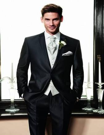 Women Fashion Apparel , Prom and Wedding: Breakout Mens Suit Groom