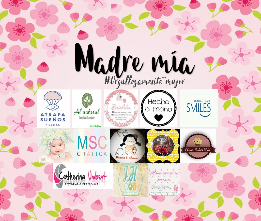 Feliz Día Mujer Madre Mía