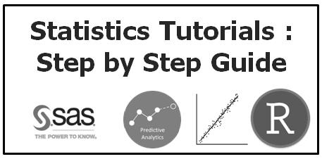 Statistics Tutorials Pdf