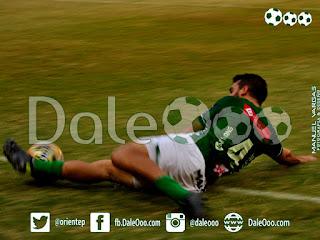Oriente Petrolero - Marcel Román - DaleOoo.com web Club Oriente Petrolero
