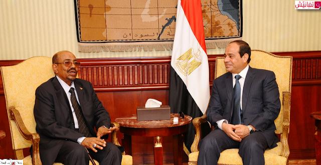 السودان تستيقظ وتطالب مصر بحلايب وشلاتين