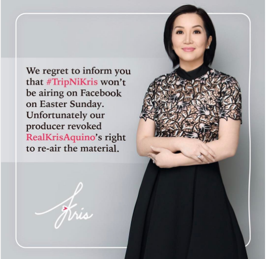 Major Networks Refuse to Air Kris Aquino's New Show! Find Out Why Here!