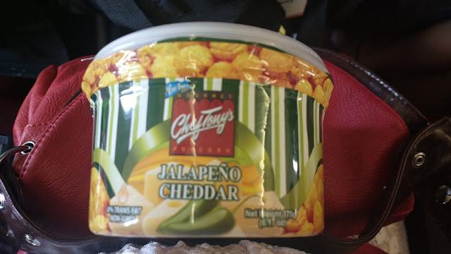 Chef Tony's Jalapeno Cheddar