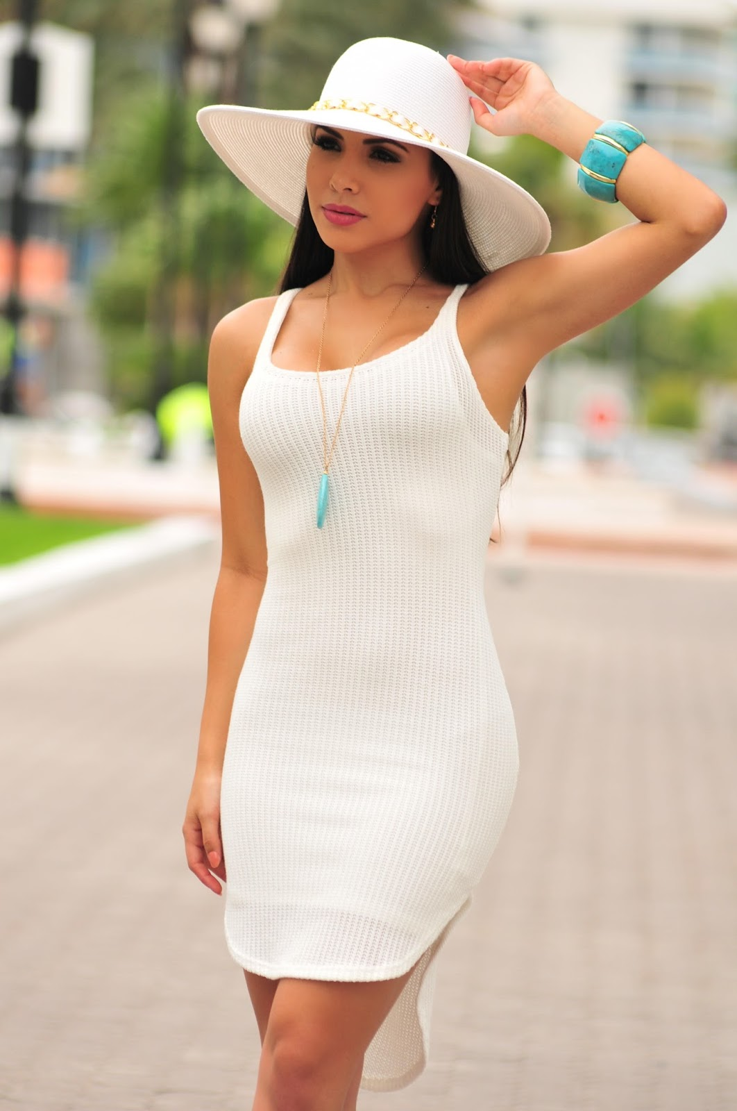 news  blog white hot  summer casual dress outfit