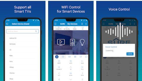 SURE – Smart Universal Remote Control Mod APK v4 21