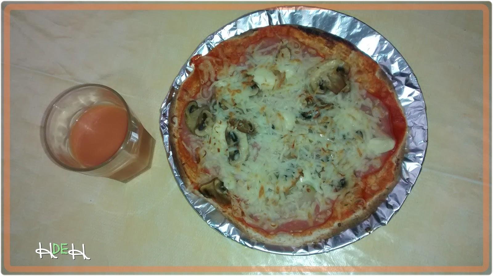 pizza facil fit