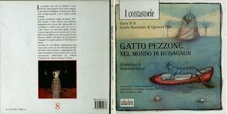 Gatto Pezzone nel mondo di Bubagnon; Edicolors; Premio Scarpetta d'oro