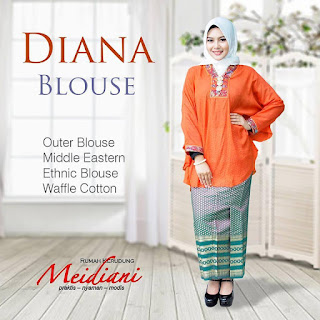 BLOUSE DIANA
