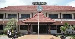 Info Pendaftaran Mahasiswa Baru ( UNIROW ) Universitas PGRI Ronggolawe Tuban 2017-2018