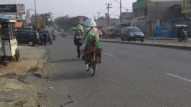 2 Warga Kebumen Bersepeda ke Mekkah, Berikut Jalur dan Kisah di Baliknya