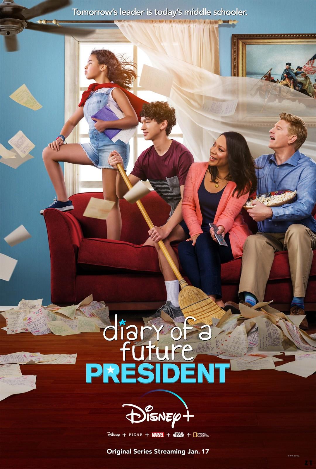 Diary of a Future Presiden – Saison 1 [Streaming] [Telecharger]