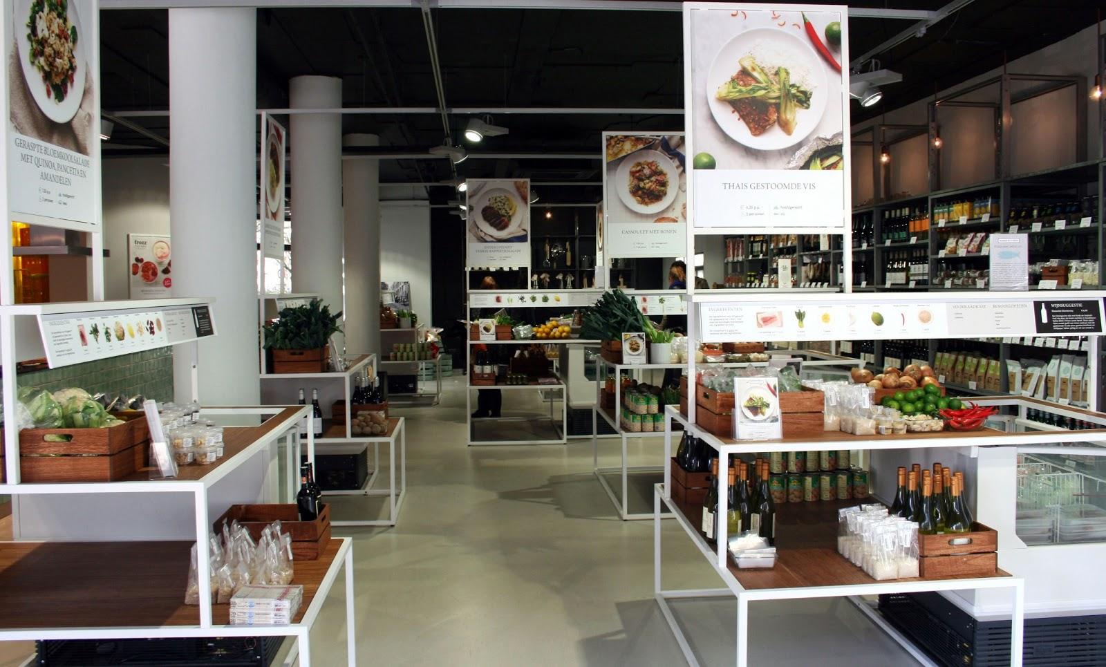 bilder & de clercq, supermarket, food, amsterdam