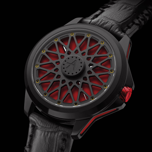 Artya Race Mechanical Automatic Watch