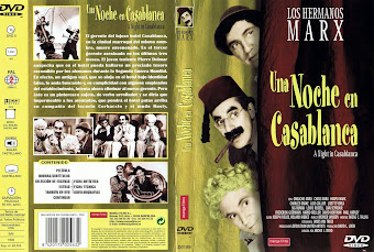 Una noche en Casablanca » Carátula