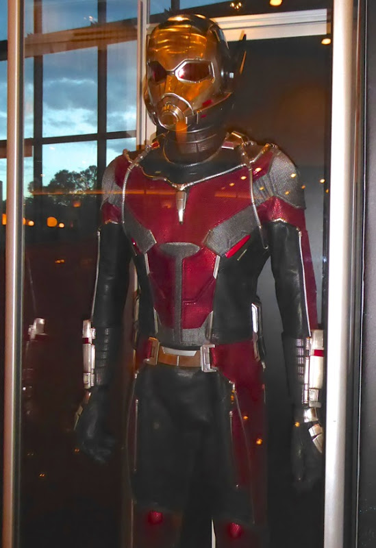 Paul Rudd Ant-Man suit Captain America Civil War