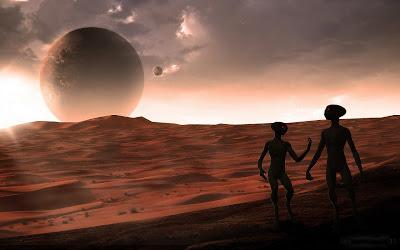manusia mars
