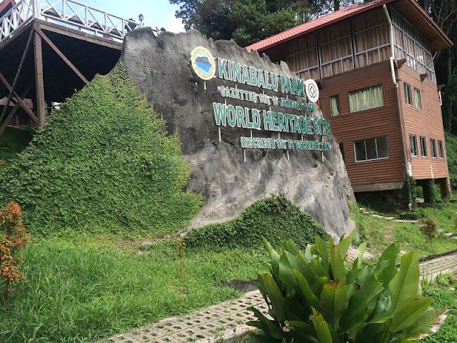 Mercu Kinabalu Park