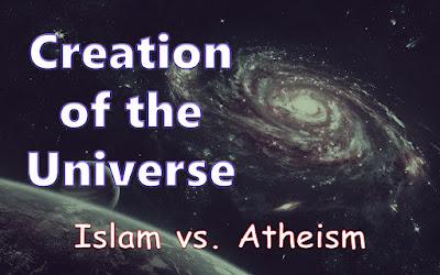 Creation Universe خلق الكون