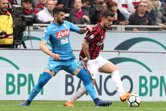 Napoli vs AC Milan Preview
