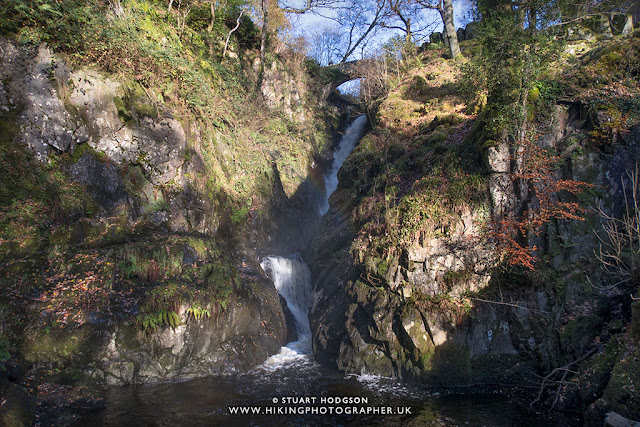Aira Force Waterfall Ullswater