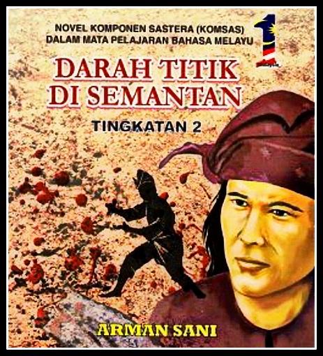 Image result for IMEJ NOVEL DARAH TITIK DI SEMANTAN