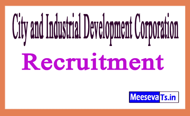City and Industrial Development Corporation of Maharashtra CIDCO Recruitment