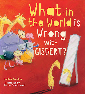 What in the World Is Wrong with Gisbert? addresses a common problem kids face: their friends' words are sometimes hurtful. The book offers a positive solution of talking to your parents and talking to your friends about how you feel. Before the positive outcome, Gisbert even misses school because of how hurt he is feeling. What in the World Is Wrong with Gisbert? can be a good discussion starter of what to do when our friends say hurtful things or if we have said hurtful things to someone else. #WhatInTheWorldIsWrongWithGisbert #NetGalley #KidsLit