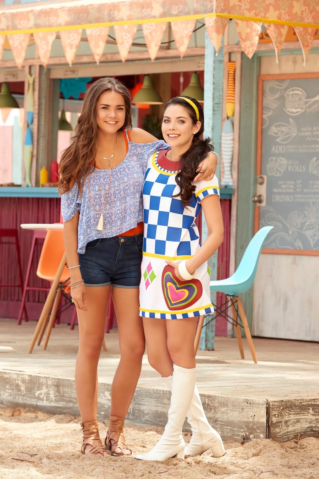 Hot teen beach movie girls — 2