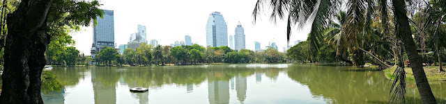 Bangkok Panorama (Kundenfoto)