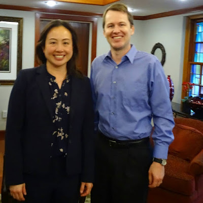 Discussing Missions & Family Heritage with Sharon Koh