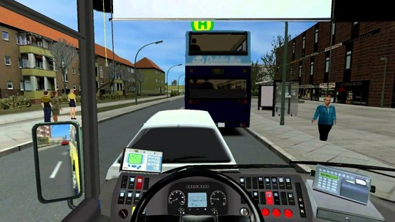 OMSI The Bus Simulator PC GAME FREE DOWNLOAD