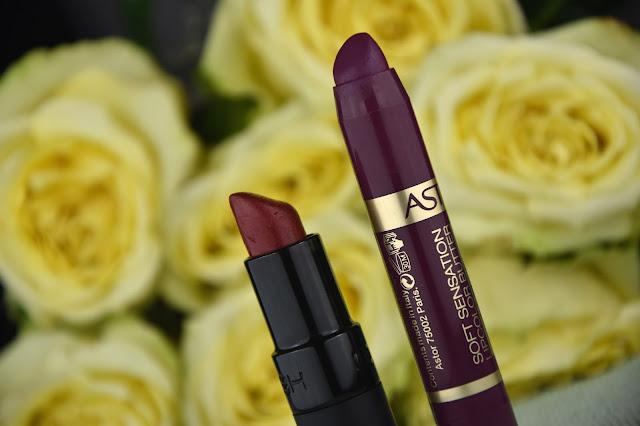 günstige Herbst-Lippenstifte
