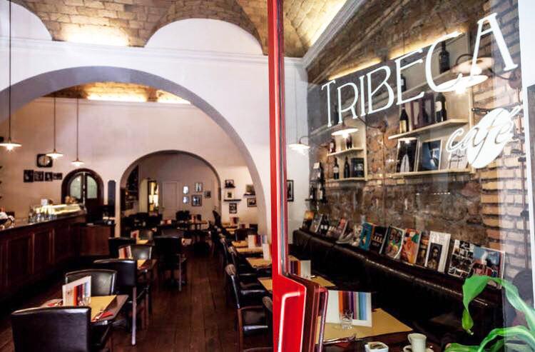 Tribeca Cafè en Roma