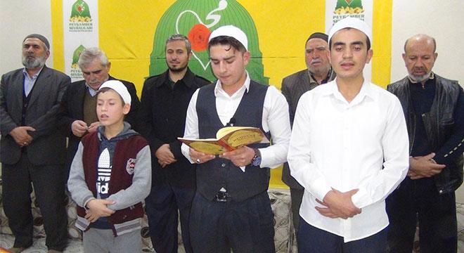 Diyarbakır Çınar Mevlid-i Nebi etkinliği