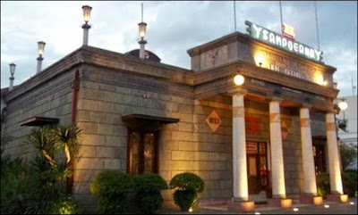 objek wisata House Of Sampoerna di Surabaya