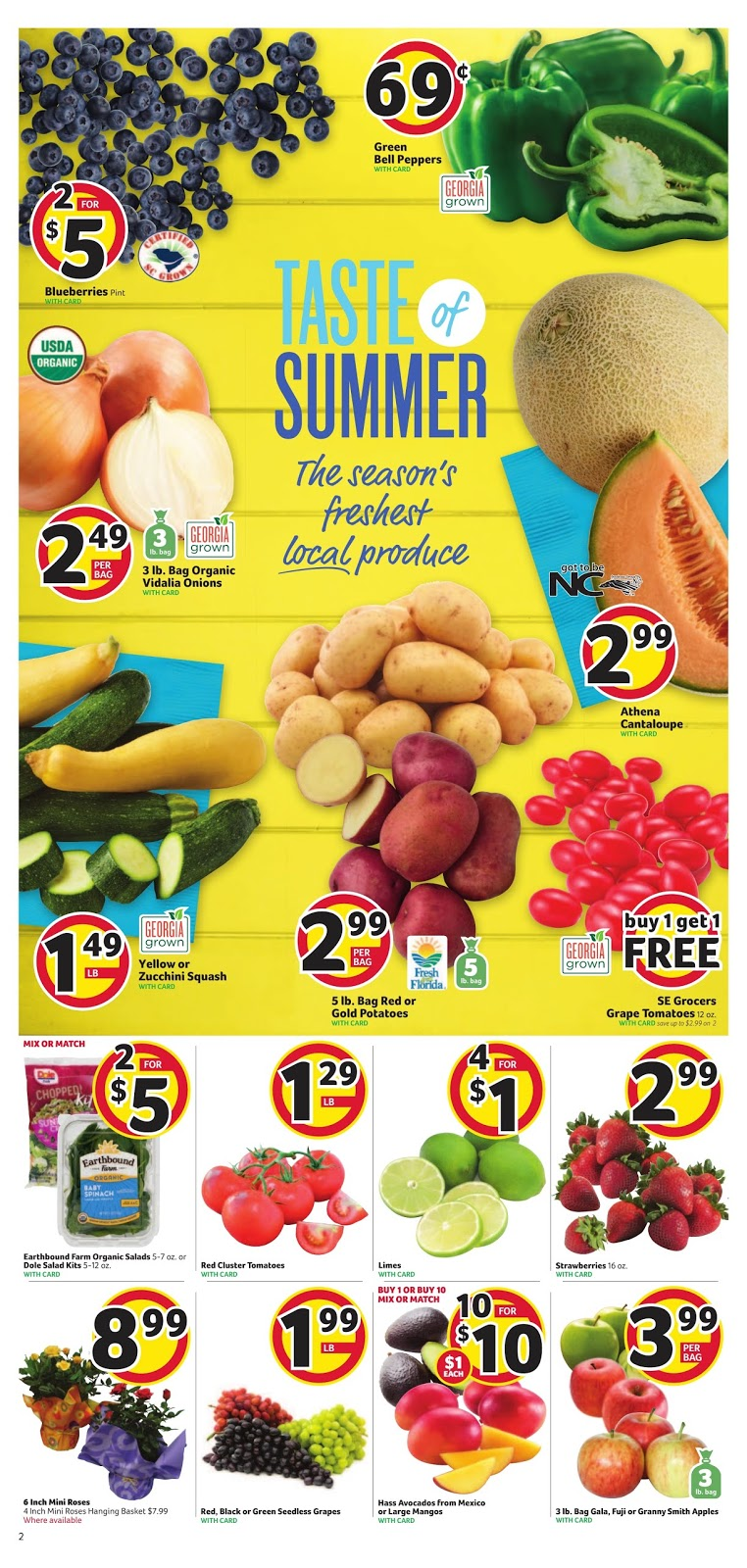 BILO Weekly Ad June 6 12 2018 View Weekly Ad