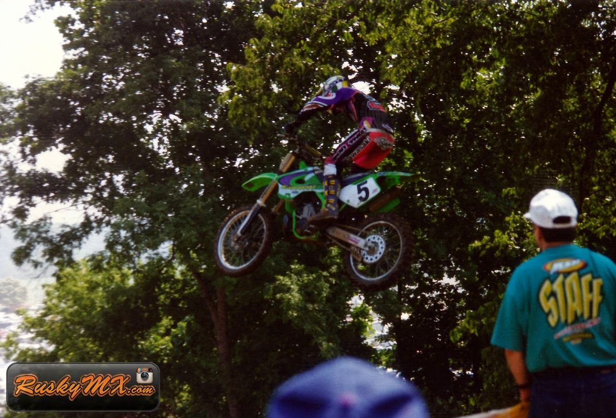 Ryan Hughes - Red Bud 1996