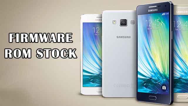 rom stock Samsung Galaxy A5 SM-A500 Clon