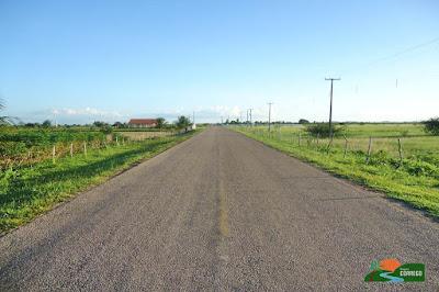 Prefeitura realiza melhoria nas estradas