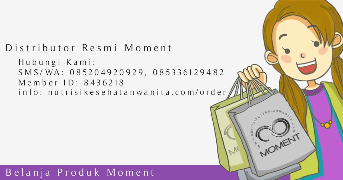 Cara Order Membeli Produk Moment Secara Online