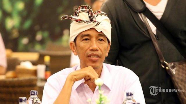 Tanggapi Tagar #2019GantiPresiden, Jokowi Pasrah pada Kehendak Allah SWT