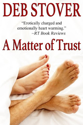 A Matter of Trust by Deb Stover book cover