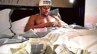 Floyd Mayweather el deportista mejor pagado del mundo