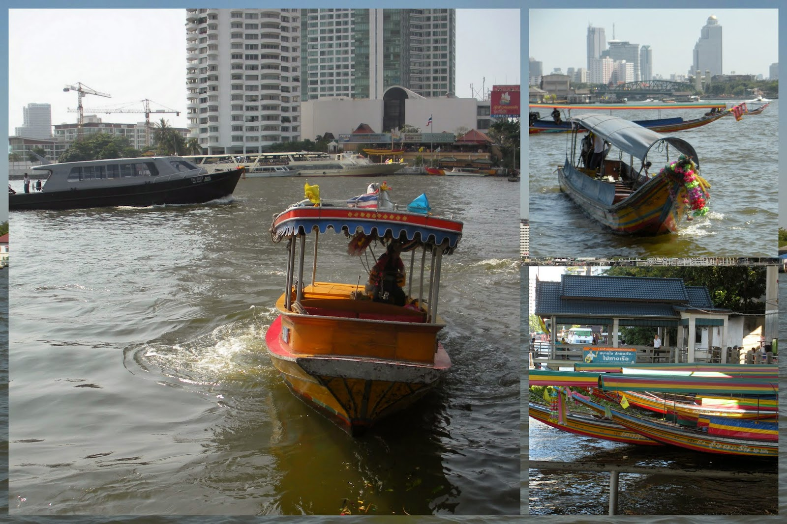 River Ferry - Bangkok