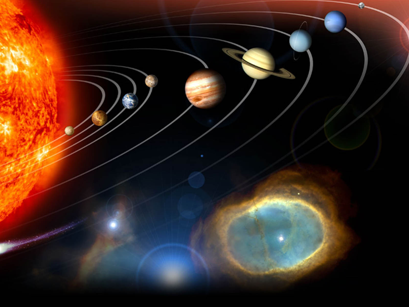 solar system wallpaper planets - photo #14